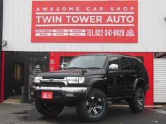 ハイラックスサーフSSR−X 4WD新品タイヤホイール2インチリフトアップ