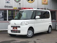 タントX 軽自動車 ETC 4WD
