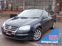 VW ゴルフヴァリアントTSI コンフォートライン ETC CD 純正16AW