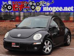 VW ニュービートルLZ サンルーフ 本革シート シートヒーター ETC