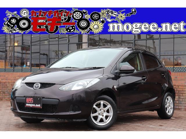 マツダ 13Cスマートエディション キーレス ナビ 社外AW 電動格納ミラー ワンセグ CD ABS 車検整備付