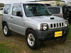 ジムニーXA 4WD フルフラット エアバック エアコン ABS