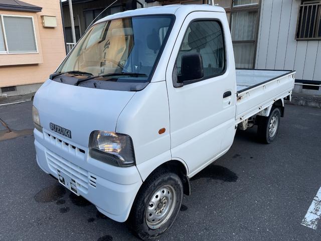 スズキ KU 4WD 5MT