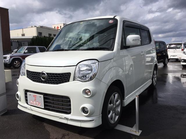 日産 G FOUR エアロスタイル 4WD 純正ナビ ETC