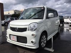 モコG FOUR エアロスタイル 4WD 純正ナビ ETC