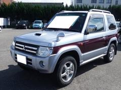 パジェロミニエクシード 4WD