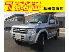 パジェロミニVR 4WD マニュアル ターボ 純正CDオーディオ