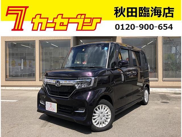 ホンダ G・Lホンダセンシング4WD電動ドアSDナビBカメラLED