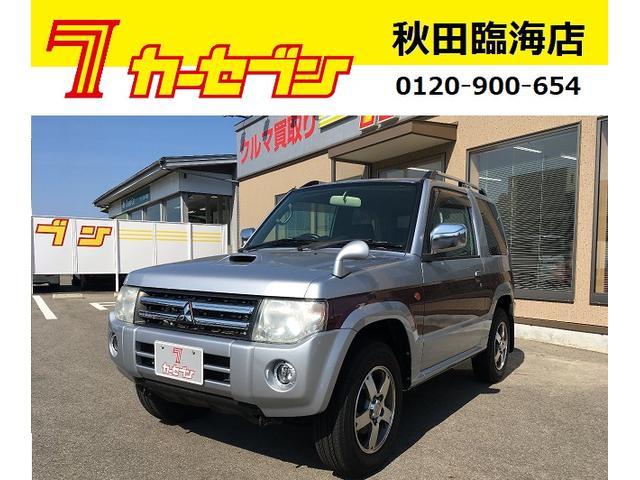 三菱 エクシード 4WD CD/AM/FM キーレスエントリー