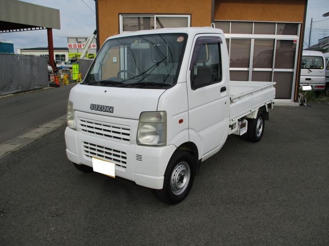 スズキ KCエアコン・パワステ 4WD 5MT 検31/8 試乗可