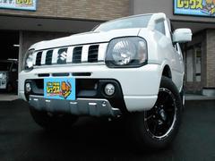 ジムニークロスアドベンチャー 4WDターボ 外品アルミ キーレス