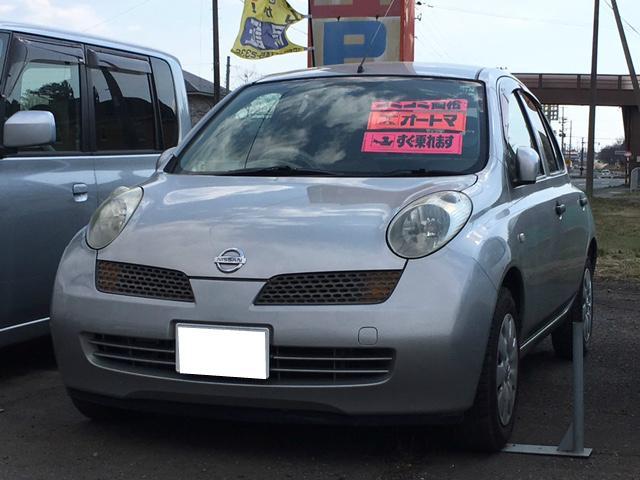 マーチ(日産)  中古車画像