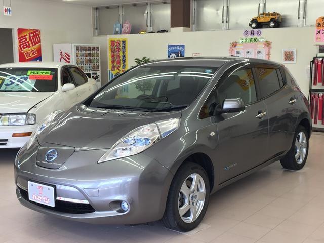 日産 X 24kw ゼロエミッション 100%電気自動車