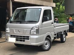 NT100クリッパートラックDX農繁仕様 パートタイム4WD 届出済未使用車