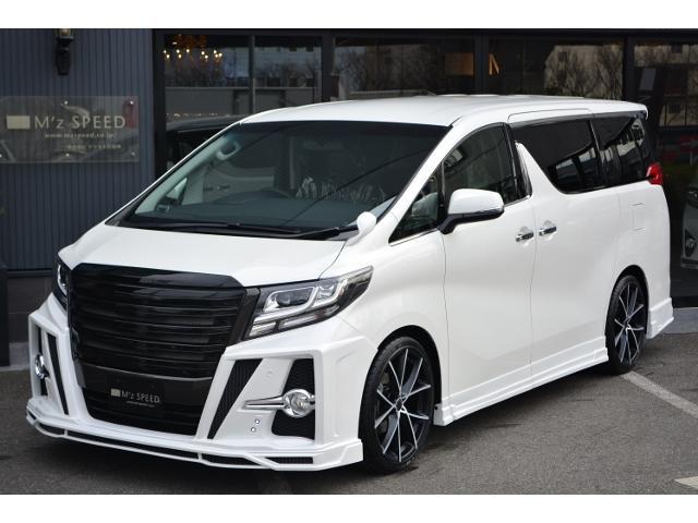 トヨタ 2.5S7人乗 ZEUS新車カスタムコンプリート ダウンサス