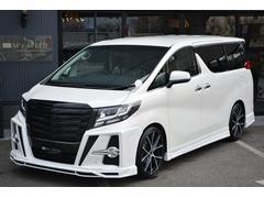 アルファード2.5S7人乗 ZEUS新車カスタムコンプリート ダウンサス