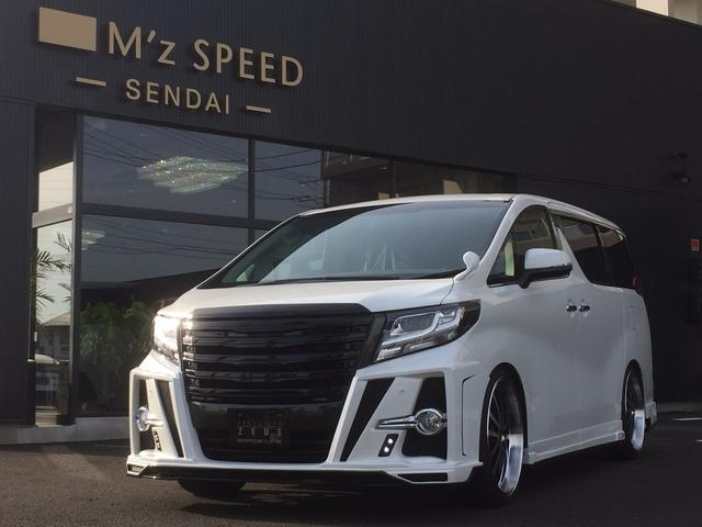トヨタ 2.5S7人乗 ZEUS 22インチ 車高調