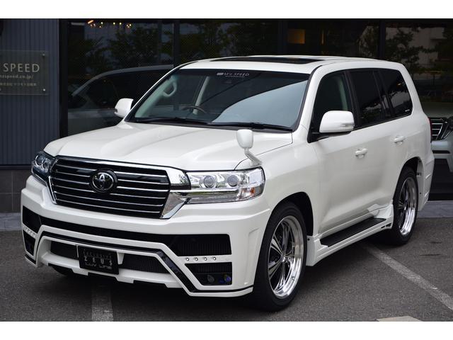 トヨタ AX ZEUS新車カスタムコンプリート ローダウン