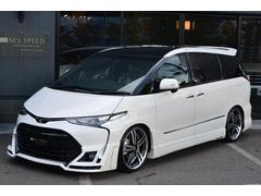 エスティマアエラス7人乗 ZEUS新車カスタムコンプリート ローダウン