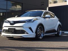 C−HRG−T ZEUS新車カスタムコンプリート ローダウン