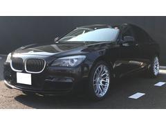 BMW740i Mスポーツパッケージ 本革 サンルーフ 純正ナビ