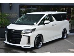 アルファード2.5S ZEUS新車コンプリートカー