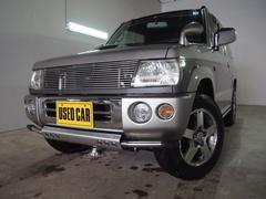 パジェロミニアニバーサリーリミテッド 4WD