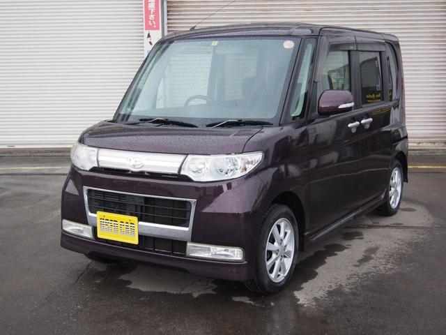 ダイハツ カスタムX・4WD