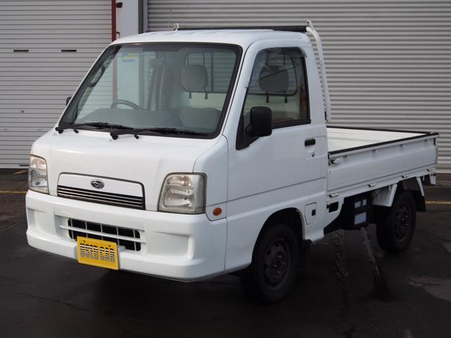 「スバル」「サンバートラック」「トラック」「秋田県」の中古車