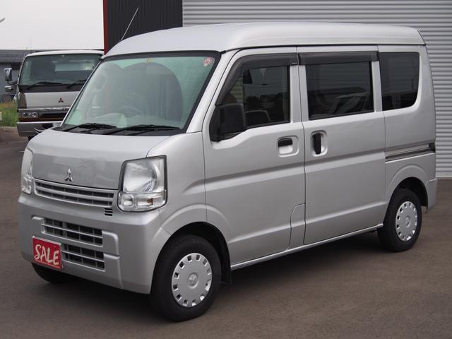 三菱 ミニキャブバン G 4WD・AT