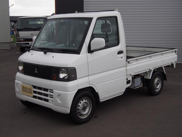 三菱  4WD・エアコン・パワステ