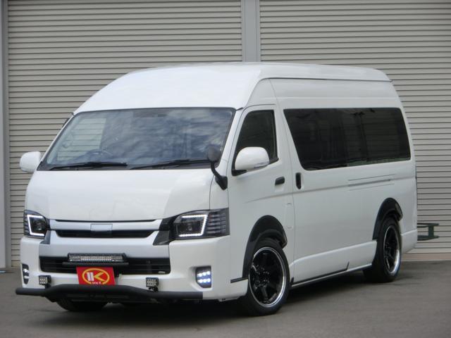 DX 特装車 4WD 8人乗り プチキャンパー トランポ(1枚目)