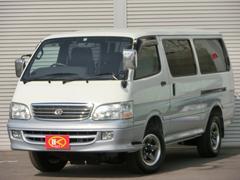 ハイエースワゴンDXロング4WD 回転セパレートシート S−GLカラー