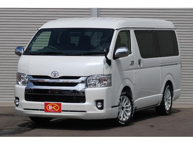 GL 4WD 寒冷地仕様 カスタム盛り盛り 企業努力 特選車(1枚目)
