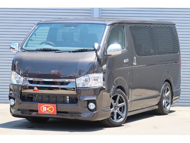 トヨタ S-GL DプライムII 50THアニバ GIBSONエアロ