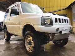 ジムニーXC 4WD ターボ リフトアップ タイミングチェーン