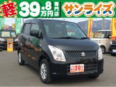 ワゴンRFX 4WD ナビ付き  マニュアル 5MT