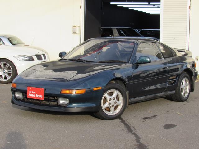 トヨタ GT ターボ Tバールーフ ETC 5速マニュアル