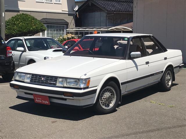 トヨタ GTツインターボ デジパネ オートライト オートマ 社外AW