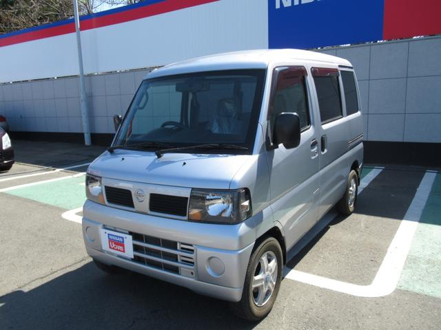 日産 GL 4WD AT