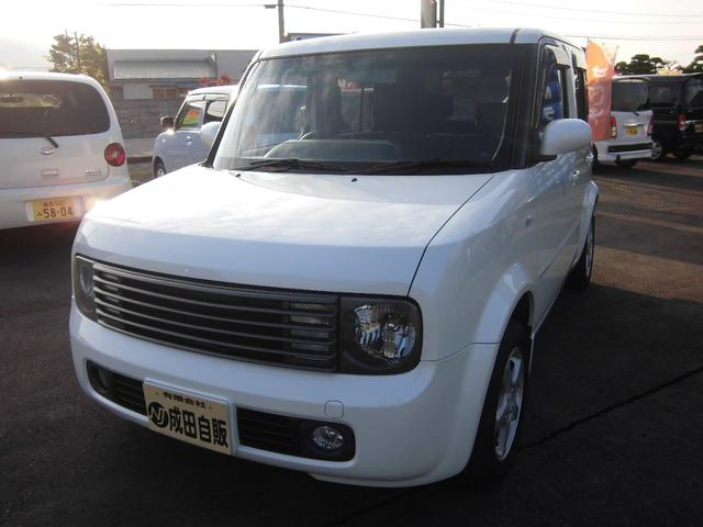 Photo of NISSAN CUBE SX / used NISSAN