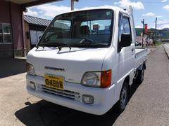 サンバートラックTC 4WD マニュアル エアコン