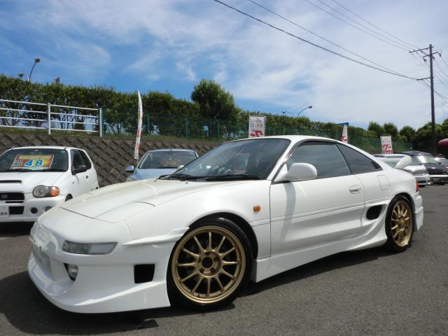 トヨタ GT 最終モデル アラゴスタ車高調 アペックスCPU LSD