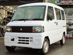 ミニキャブバンCD 切替式4WD エアコン パワステ