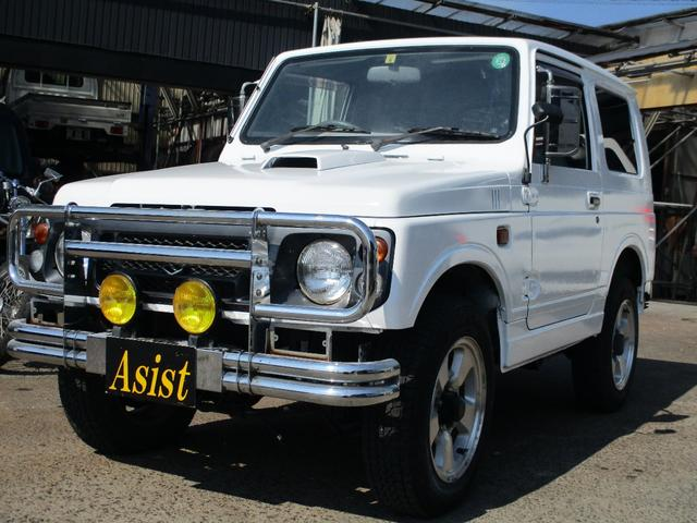 スズキ ワイルドウインド 4WD  AC  PS