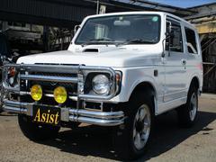 ジムニーワイルドウインド 4WD  AC  PS