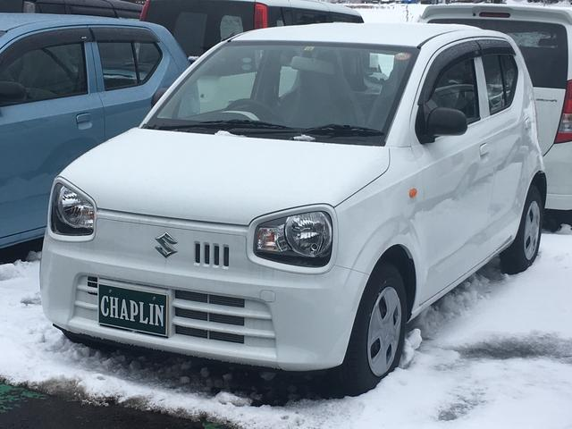 スズキ L 4WD届出済未使用車 キーレス 純正CD シートヒーター
