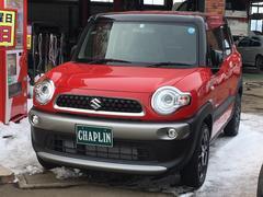 クロスビーハイブリッドMX 4WD 登録済未使用車 LEDパッケージ