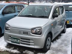 アルトL 4WD 届出済未使用車 キーレス CD シートヒーター