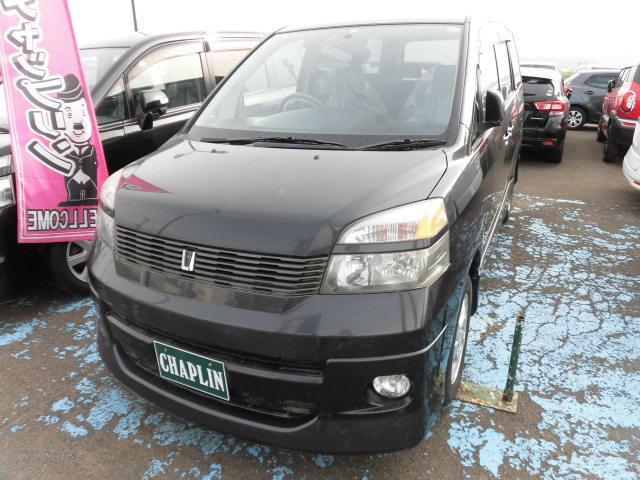 トヨタ ヴォクシー Z Gエディション 4WD CDコンポ ETC